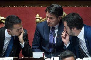Governo. Salvini molla un po', Di Maio pure: Sblocca Cantieri non  è il pretesto giusto per tuffarsi al voto
