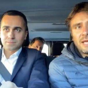"""M5S, Di Battista: """"Siamo diventati dei burocrati"""". Di Maio replica: """"E' il nostro D'Alema"""""""