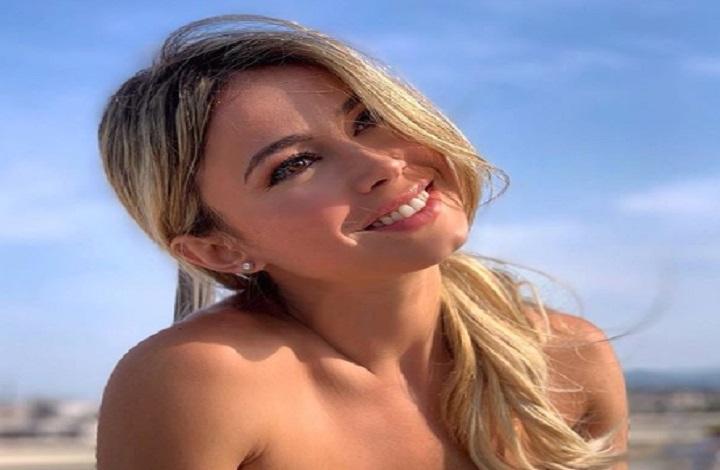 Giulia Salemi Calendario.Giulia Salemi Incontra Diletta Leotta Tormentone Francesco