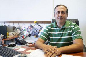 Emanuele Crestini, non uno di noi ma uno dei pochi migliori tra noi (foto Ansa)