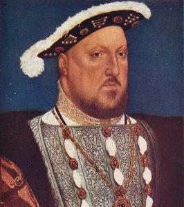 Enrico VII, divorzio da Anna di Clèves per figlio da precedente relazione