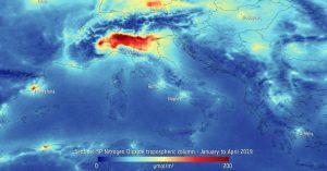 La Pianura Padana è l'area più inquinata d'Europa