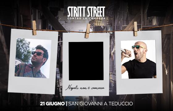 Napoli: 100 giovani sfidano la camorra a San Giovanni a Teduccio
