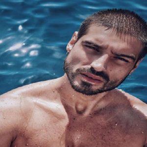 Fabio Colloricchio, incidente in diretta all'Isola dei Famosi spagnola (foto Instagram)