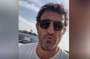 """""""Ciro Ferrara è morto"""": e lui risponde così alla fake news"""