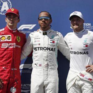 Formula 1, Francia: il gran premio in tempo reale. Hamilton in testa