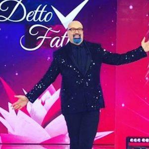 """Detto Fatto, Giovanni Ciacci lascia il programma: """"Se non cambiassi mai, non ci sarebbero le farfalle"""""""