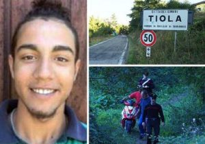 Giuseppe Balboni, ucciso a 16 anni per un debito. Coetaneo condannato a 14 anni (foto Ansa)