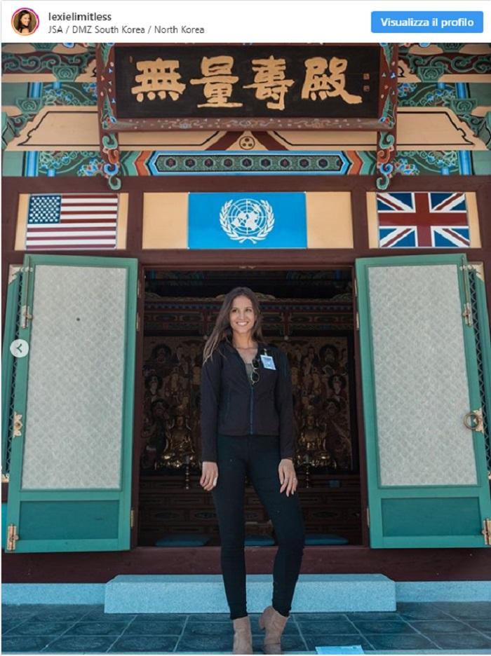 Lexie Alford ha visitato tutti i 196 paesi del mondi: la 21enne entra nel Guiness dei Primati2