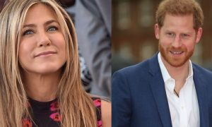 Meghan Markle, prima di sposare lei Harry aveva una cotta per Jennifer Aniston