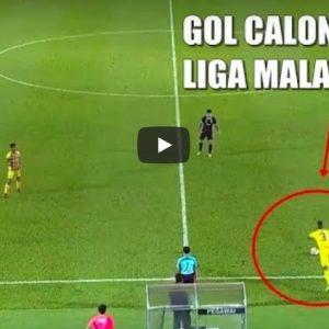 Hérold Goulon segna da metà campo uno dei gol più belli di sempre su punizione VIDEO