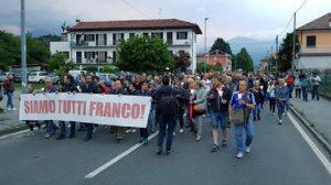 Iachi. Salvini e la gente: anche se ha sparato dal balcone e alle spalle, siamo con lui