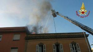Este (Padova): incendio in casa provocato dal ventilatore, morta anziana
