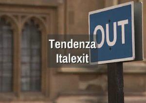 Exital, altro che Italexit. I risparmi degli italiani, li vedi e li piangi