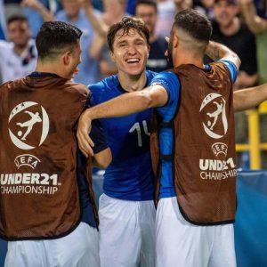 italia Europeo Under 21, Italia-Polonia 0-0: Chiesa sfiora il vantaggio