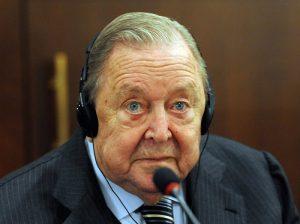 Lennart Johansson, ex presidente della Uefa, è morto. Sotto di lui fu istituita la nuova Champions League