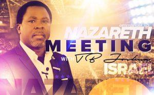 Nazareth, migliaia al raduno del telepredicatore nigeriano TB Joshua sul Monte del Precipizio