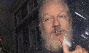 Julian Assange, tribunale svedese rigetta richiesta di arresto (foto Ansa)