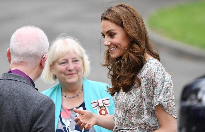 Kate Middleton all'evento di Action for Children FOTO. La duchessa e i viaggi in aereo, cosa dice il protocollo3
