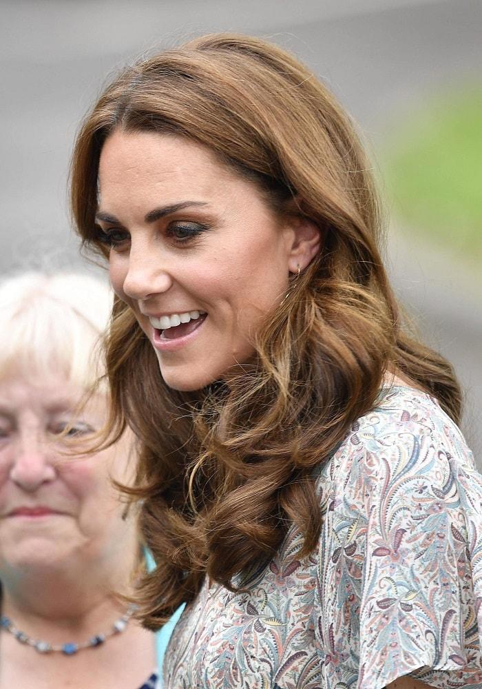 Kate Middleton all'evento di Action for Children FOTO. La duchessa e i viaggi in aereo, cosa dice il protocollo2