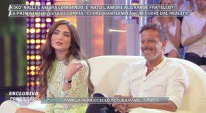 """Pomeriggio 5, Kikò Nalli: """"Quel post di mio figlio contro Ambra Lombardi..."""""""