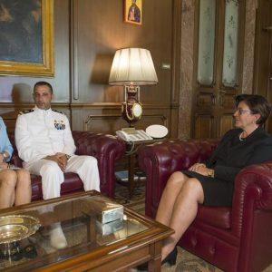 Massimiliano Latorre si sposa con Paola Mochetti. Presente il ministro Trenta, l'altro marò non può