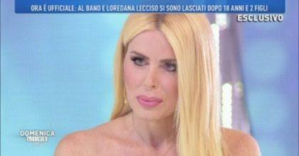 """Loredana Leccisa a Romina Power: """"Mi piacerebbe che fossimo una vera famiglia allargata"""""""