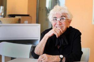 Lina Wertmüller, Oscar alla carriera per la regista italiana (foto Ansa)