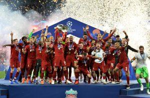 Tottenham-Liverpool Il Liverpool trionfa in Champions League