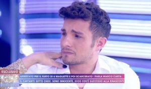 """Luca Dirisio se la prende con Marco Carta e Barbara D'Urso: """"Pagliacci"""""""