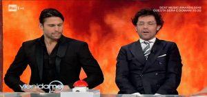 Luca Onestini e Raffaello Tonon parlano della loro amicizia a Vieni da me