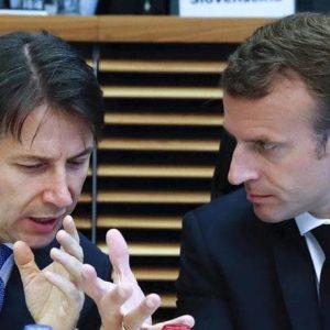 Deficit e debito Italia, quanti amici in Europa? Solo Spagna socialista e Macron il cattivo