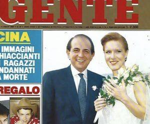 """Giancarlo Magalli alla ex moglie Valeria Donati: """"Non so se siamo più felici ora o quando eravamo insieme"""""""
