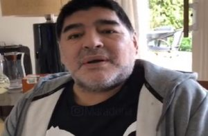 "Maradona smentisce le voci: ""Non ho l'Alzheimer e non sto morendo"" (foto Instagram)"