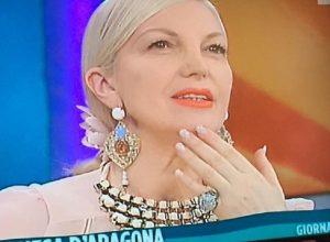 "La Marchesa d'Aragona è diventata nonna: ""Un bimbo di rara bellezza"""