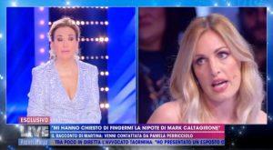 Martina Cappelletti, la nipote di Mark Caltagirone e il tumore di Sebastian