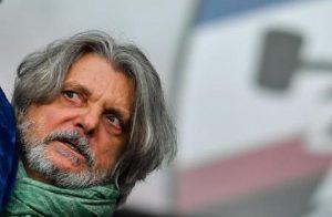 Palermo, Massimo Ferrero potrebbe acquistare il club  (foto Ansa)