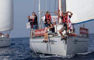 """Una """"Matteo S."""" verso le coste libiche: sì, è la nave salva-migranti della Ong tedesca Lifeline"""
