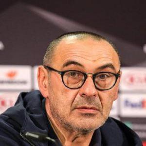 """Maurizio Sarri: """"Ho tradito Napoli? In privato mi scrivono altro"""" (foto Ansa)"""