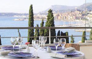 Il miglior ristorante al mondo? Il Mirazur di Mentone sulla Costa Azzurra (foto Ansa)