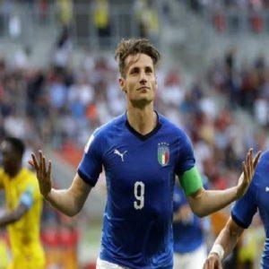 Mondiali Under 20, Italia-Ucraina: dove vedere la semifinale (foto Ansa)