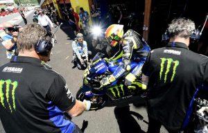 Marquez pole al Mugello, Valentino Rossi eliminato nella Q1