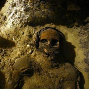 mummie foto ansa
