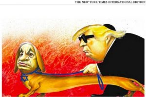 new york times trump kippah