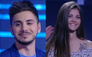 Caduta Libera, Nicolò Scalfi presenta la nuova fidanzata Sara. Il commento di Gerry Scotti imbarazza tutti