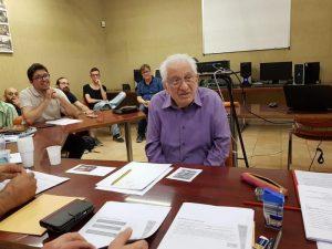 Maturità, nonno Alberto Trionfetti da record: secondo diploma a 83 anni