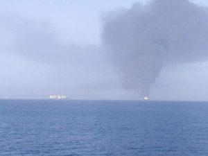 Golfo dell'Oman, attaccate due petroliere. Casus belli tra Usa e Iran?