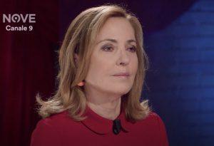 """Belve, Barbara Palombelli: """"Ho subìto molestie, ma non ho denunciato. Chi lo fa diventa doppiamente vittima"""""""