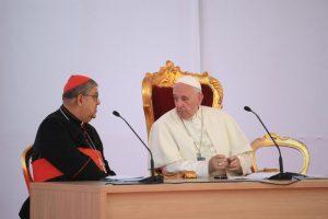"""Papa Francesco: """"Musulmani nostri partner per una convivenza pacifica"""""""
