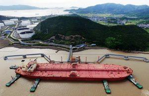 Petroliera intelligente: la New Journey realizzata in Cina